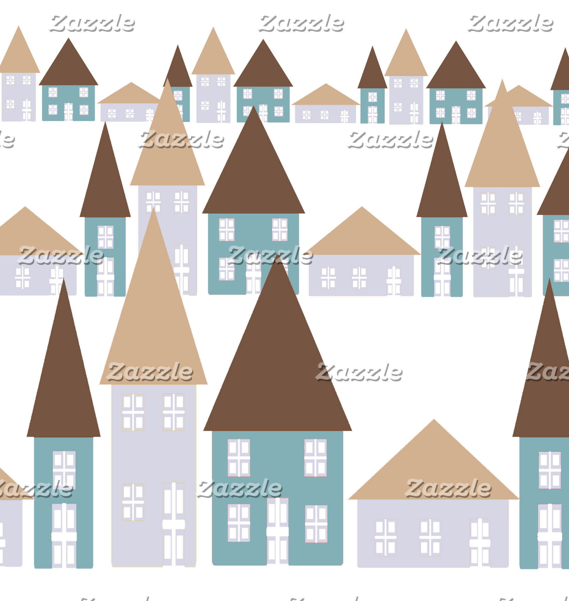 Houses and Roof Tops