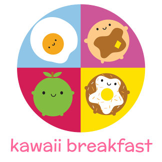 Kawaii Breakfast
