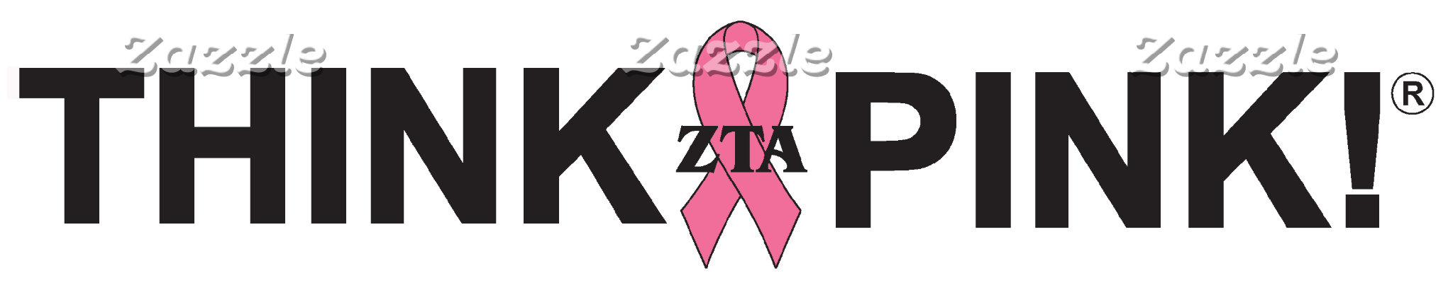 ZTA Think Pink!