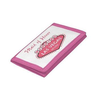 Bridal Team Keepsake Tri Fold Wallet