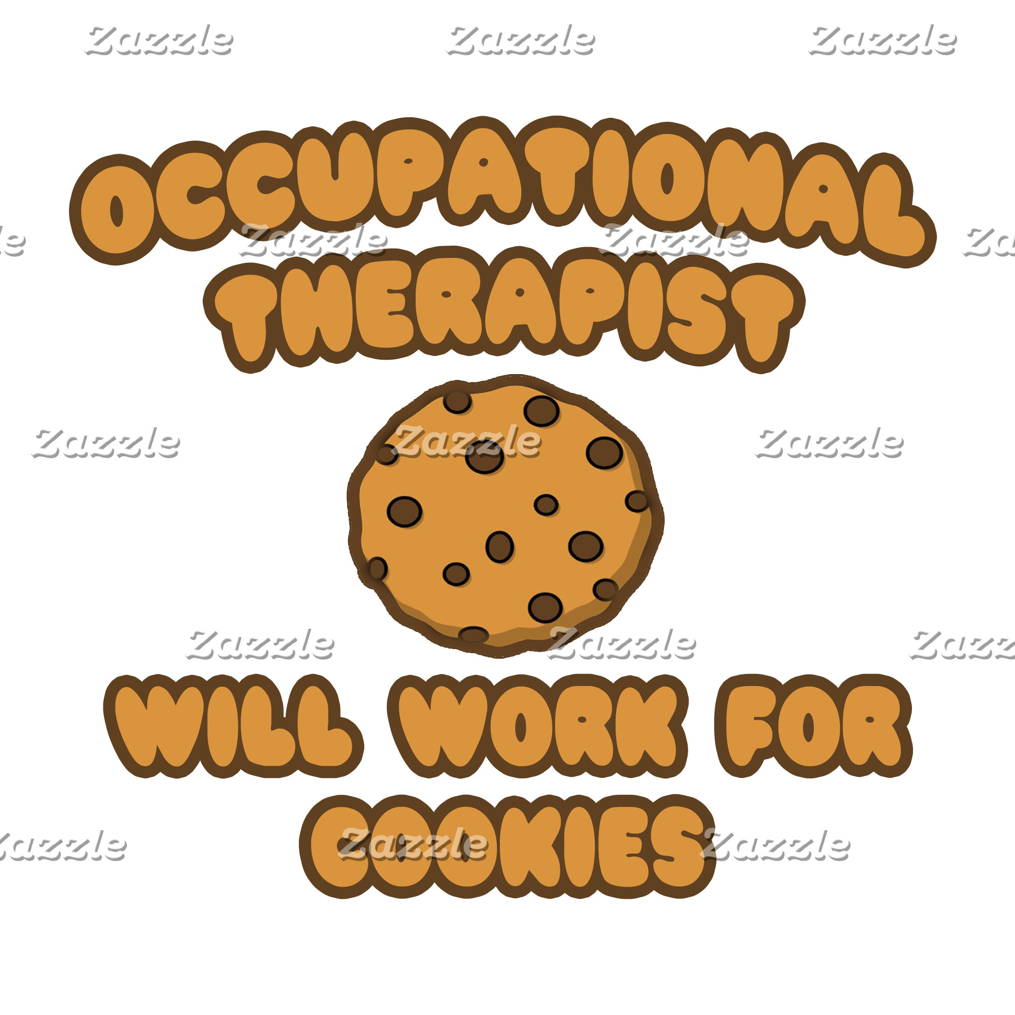 Occupational Therapist  .. Will Work for Cookies