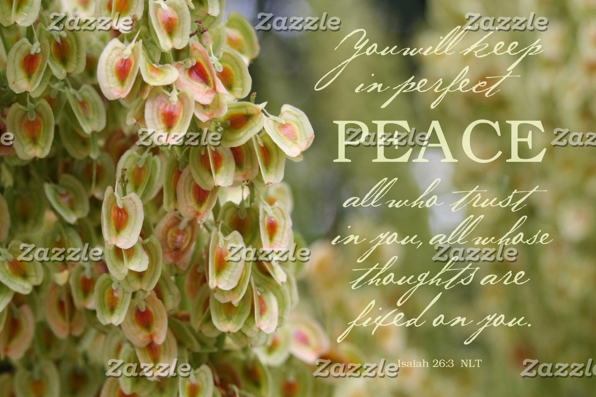 Bible Quotes: Isaiah 26:3