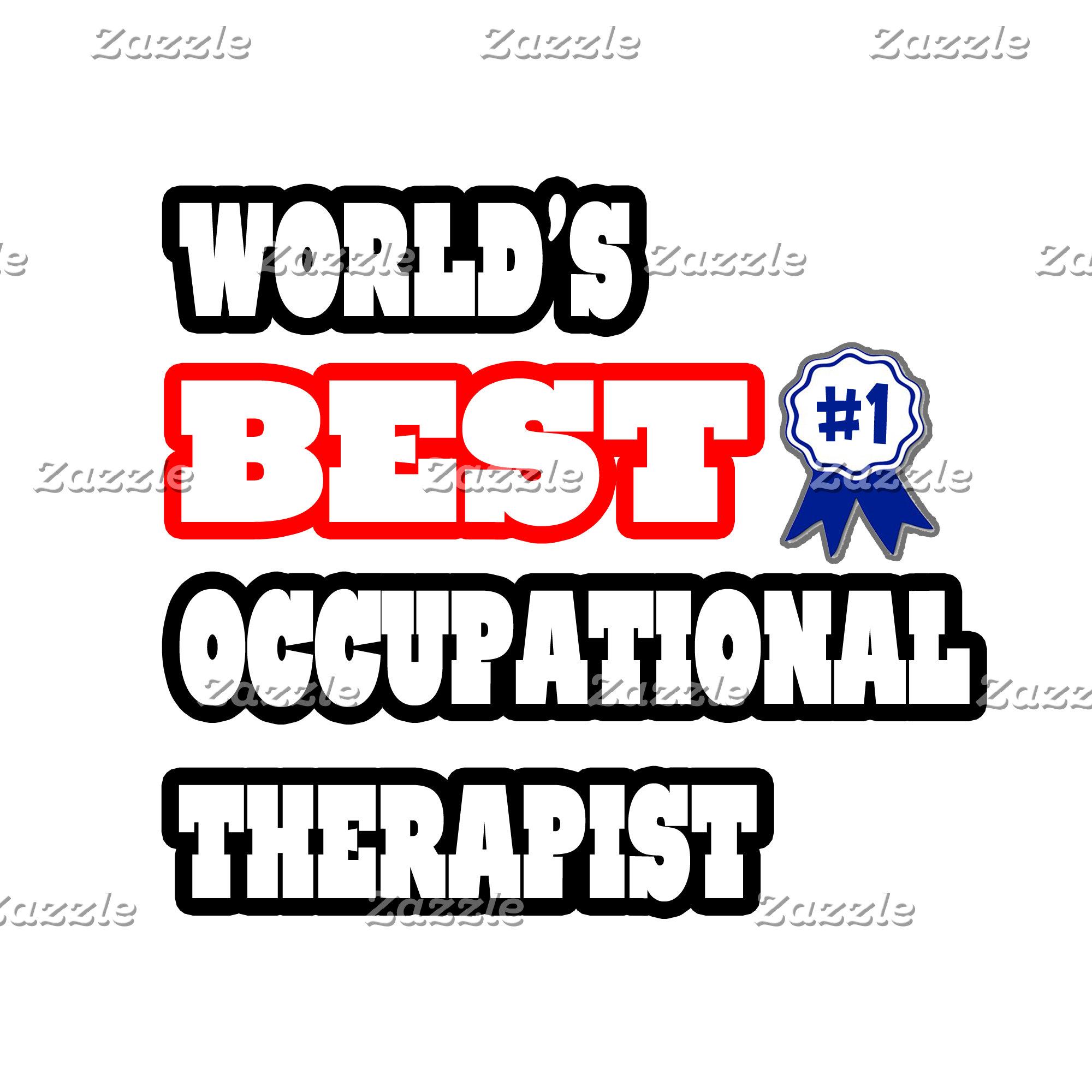 World's Best Occupational Therapist
