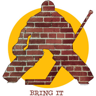 Brick Wall Goalie