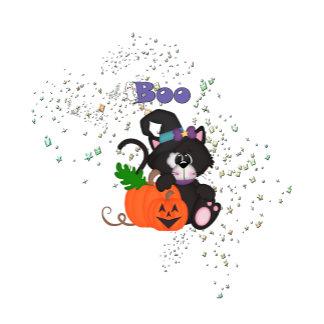 Boo Black Cat