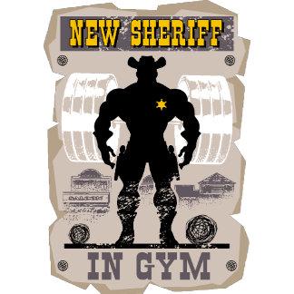 new sheriff in gym