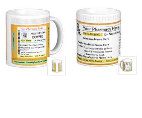 RX Mugs