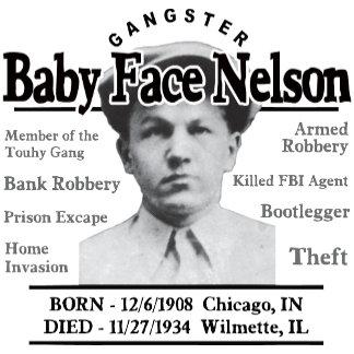 Mug Shots - Gangsters