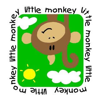 Little Monkey - Block