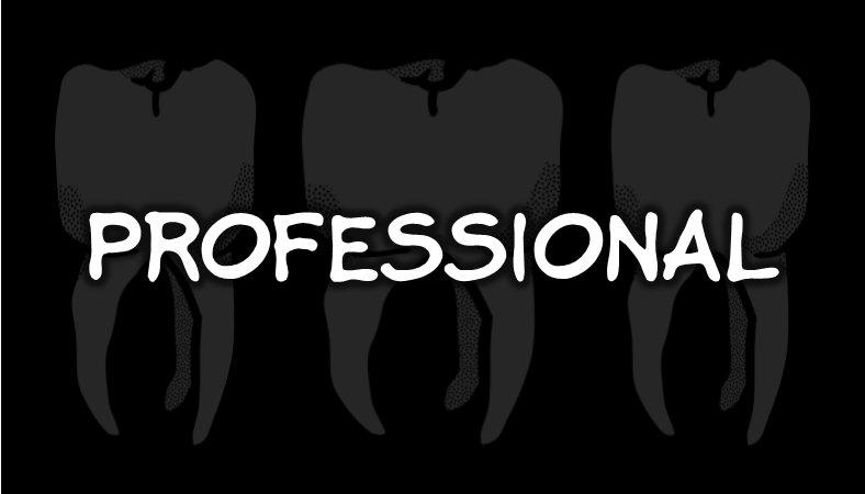 Professional  Items