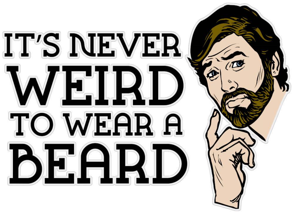 Wear A Beard