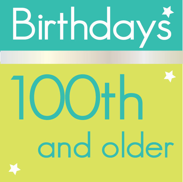 100th Birthday and Older