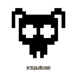 Pixel Ant Black