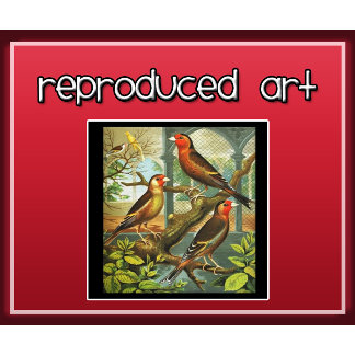 Reproduced Art