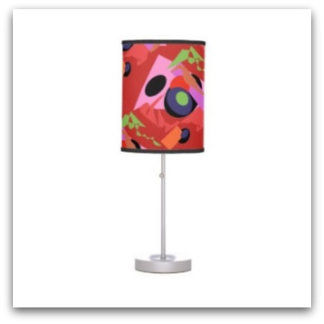 Colorful Modern Lamps