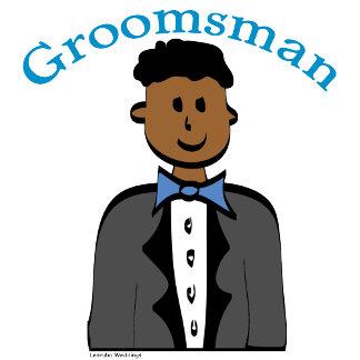 Ethnic Groomsman Gifts, T-shirts, Favors