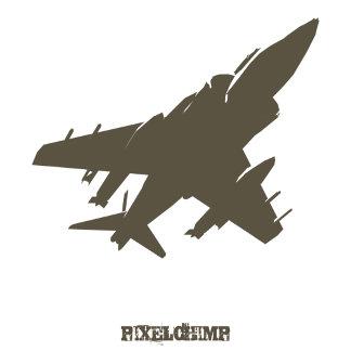 Stencil Harrier Jet