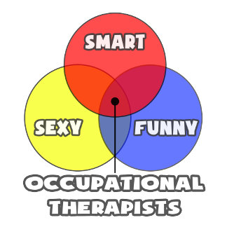 Venn Diagram .. Occupational Therapists
