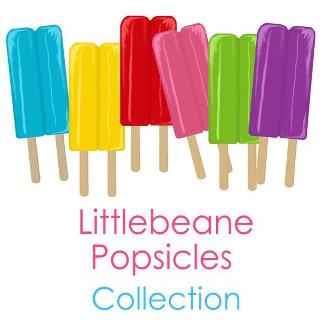 Littlebeane Popsicles