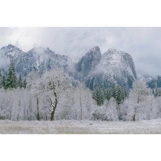 Cathedral Rocks, Yosemite National Park,