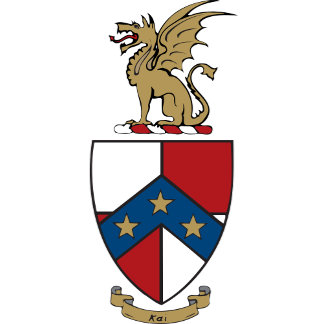 Beta Theta Pi Coat of Arms