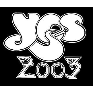 Yes Black 2003