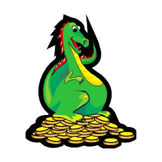 Dragon & Gold