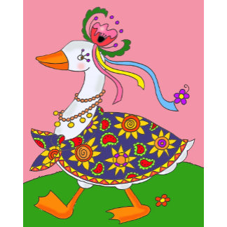 Party Goose - TBA Award!