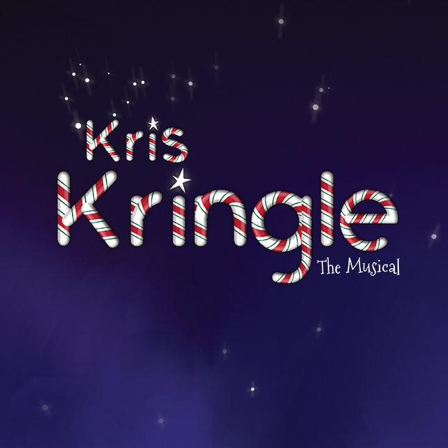 Kris Kringle The Musical Logo