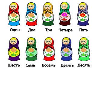 Russian Nesting Dolls (Matryoshka)