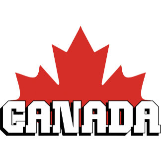 Canada T Shirt Gift Cards
