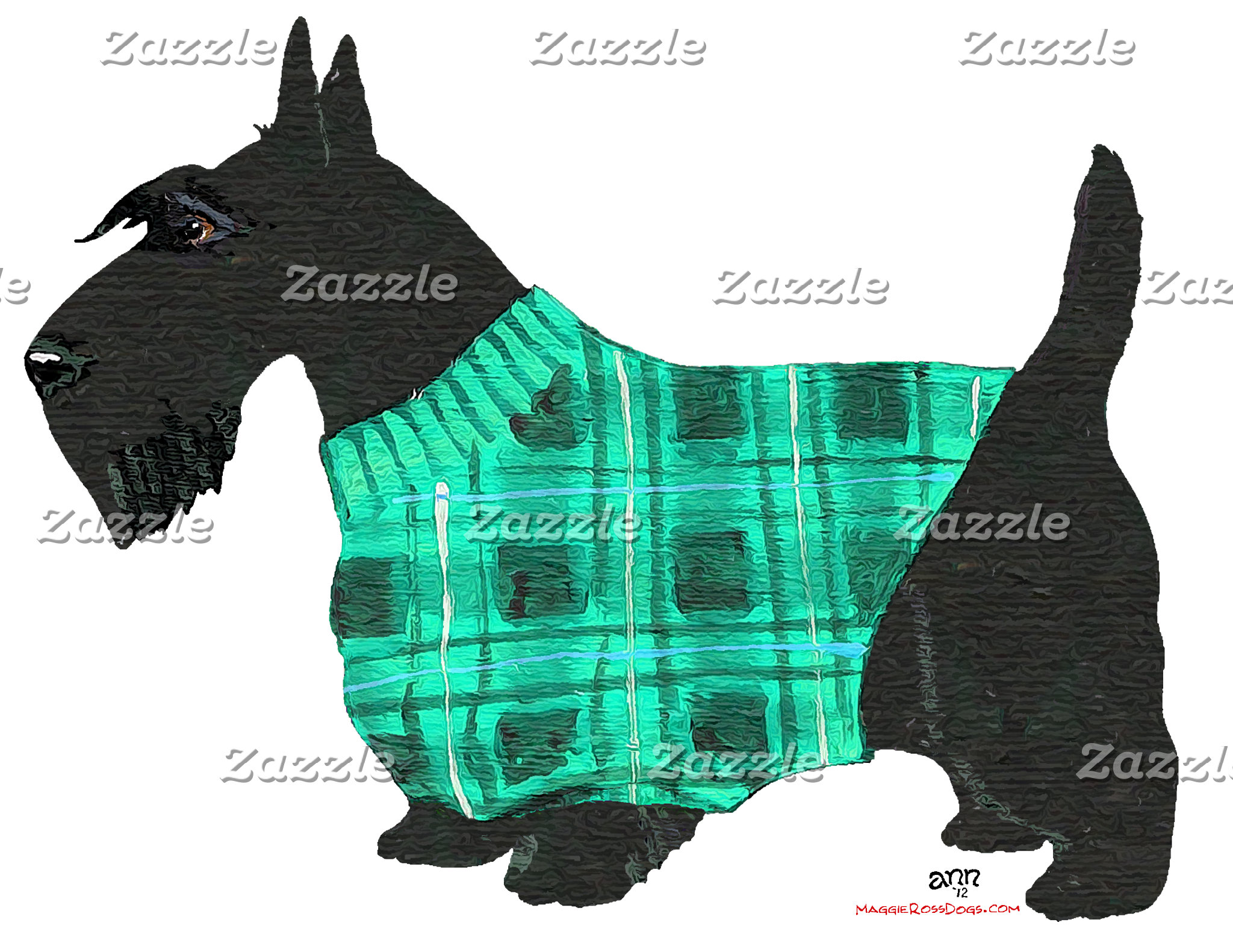 25 Sweater Scots