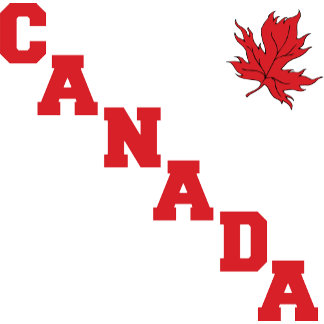 Maple Leaf Canada T Shirt Gift Cards