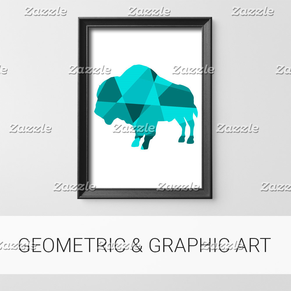 Geometric & Graphic Art
