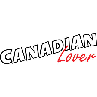 Canadian Lover T-Shirt Gift Cards