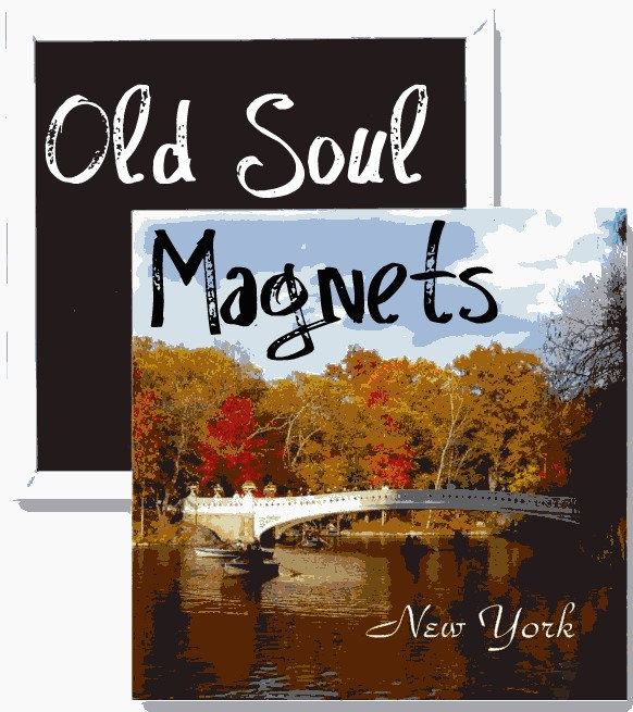 Old Soul Magnets