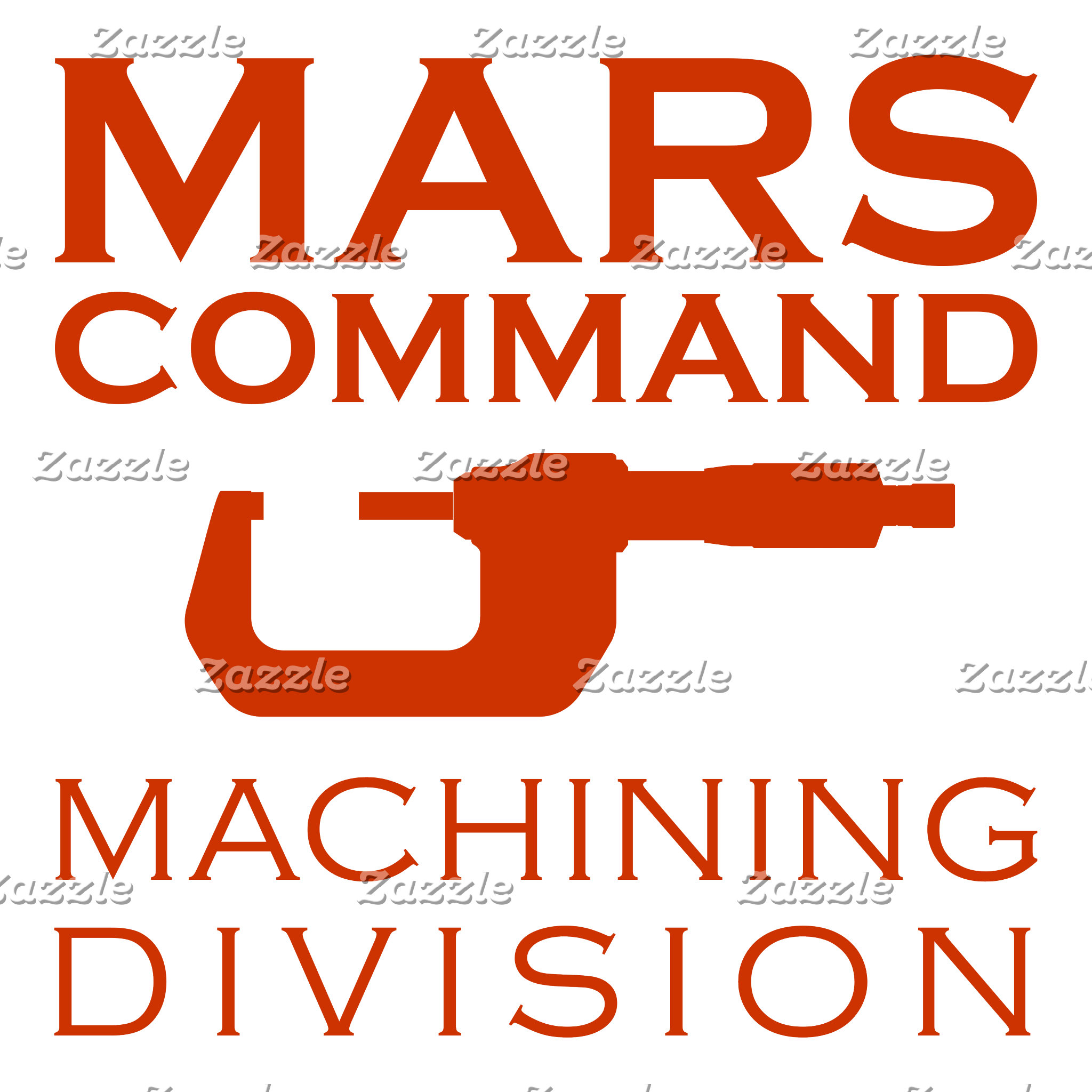 Mars Command Machining Division