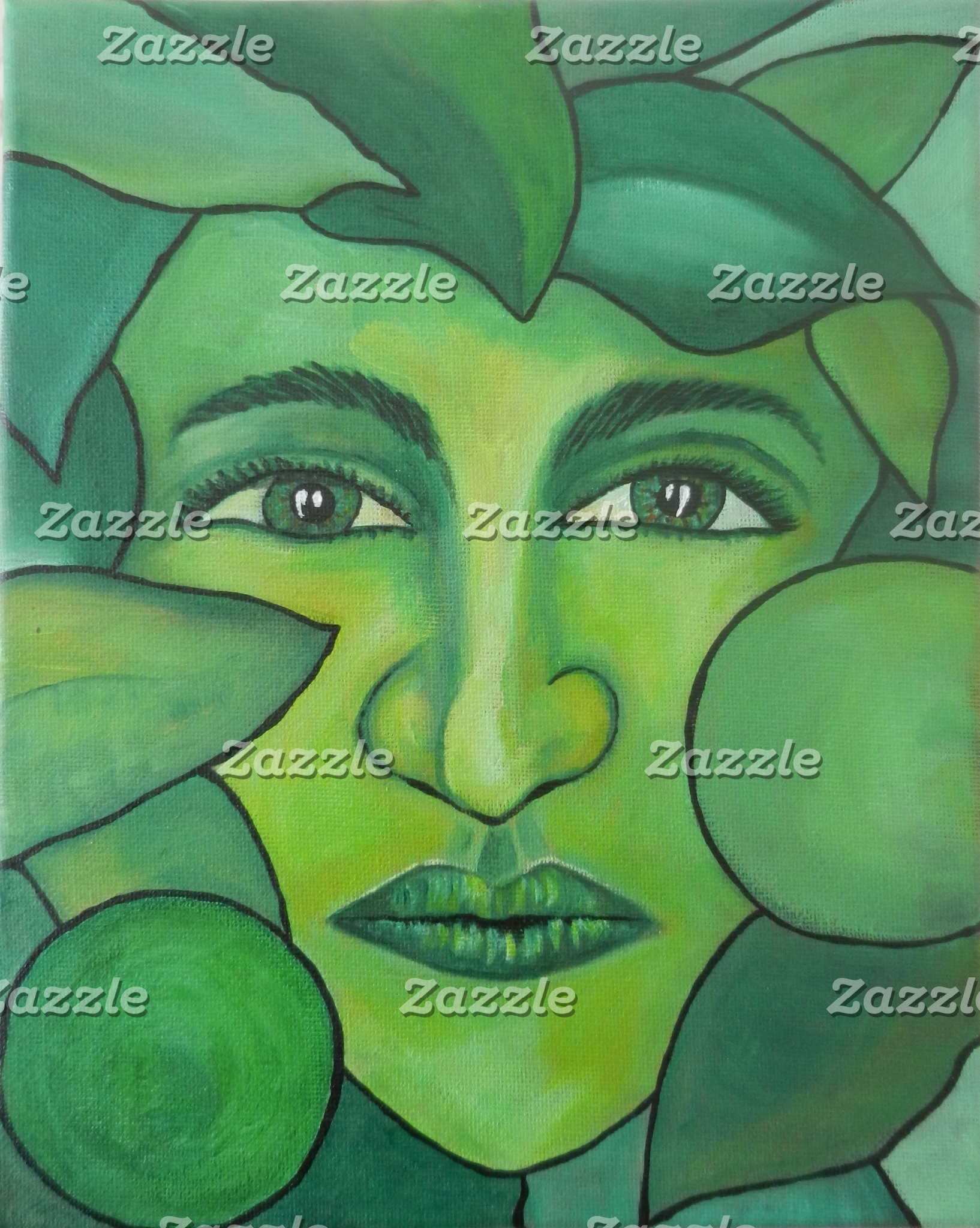 The Apple Lady