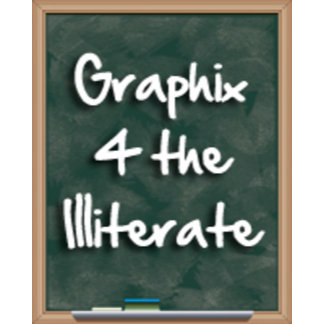 Graphics for the Illiterate