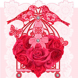 Roses, Diamonds and Lace