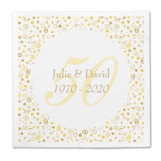 50th Golden Wedding Anniversary