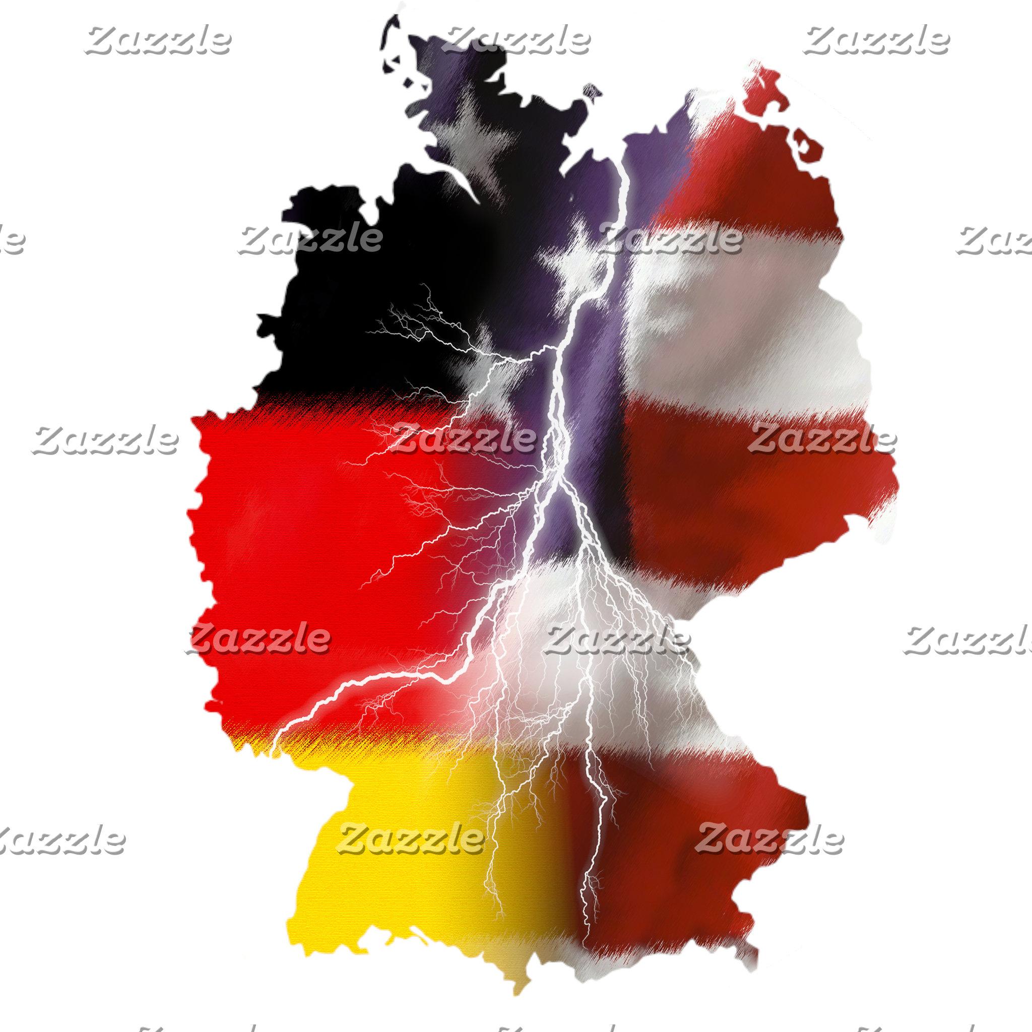 German American Items