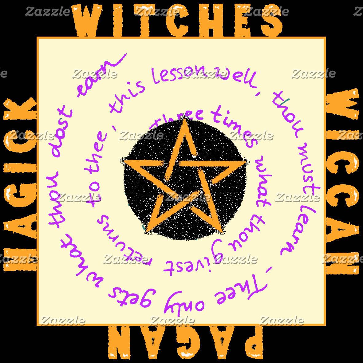 Designs of and for Witches