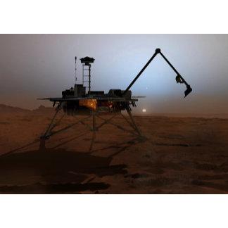 Phoenix Mars Lander 3