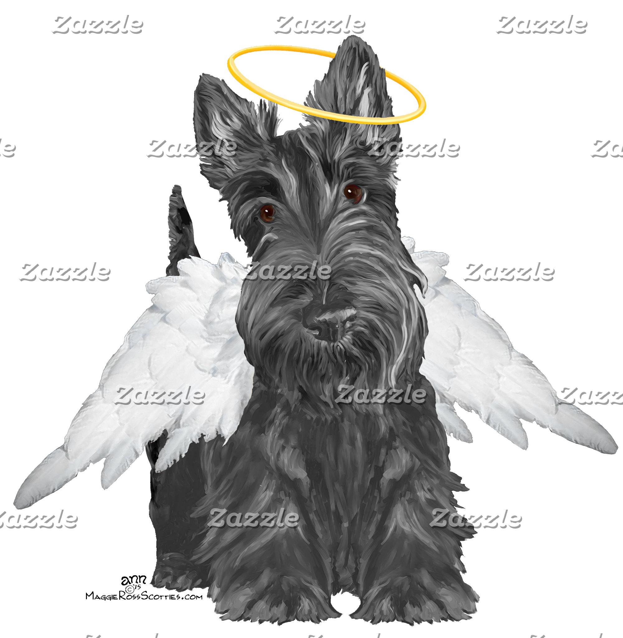 Little Scottie Angel