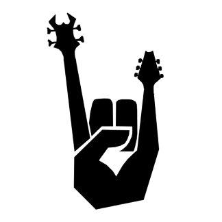 Cool metal merchandise for metal rockers