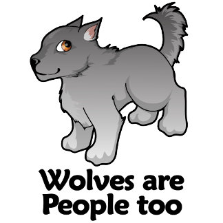 Wolves are People too