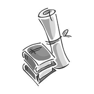 Books & Diploma