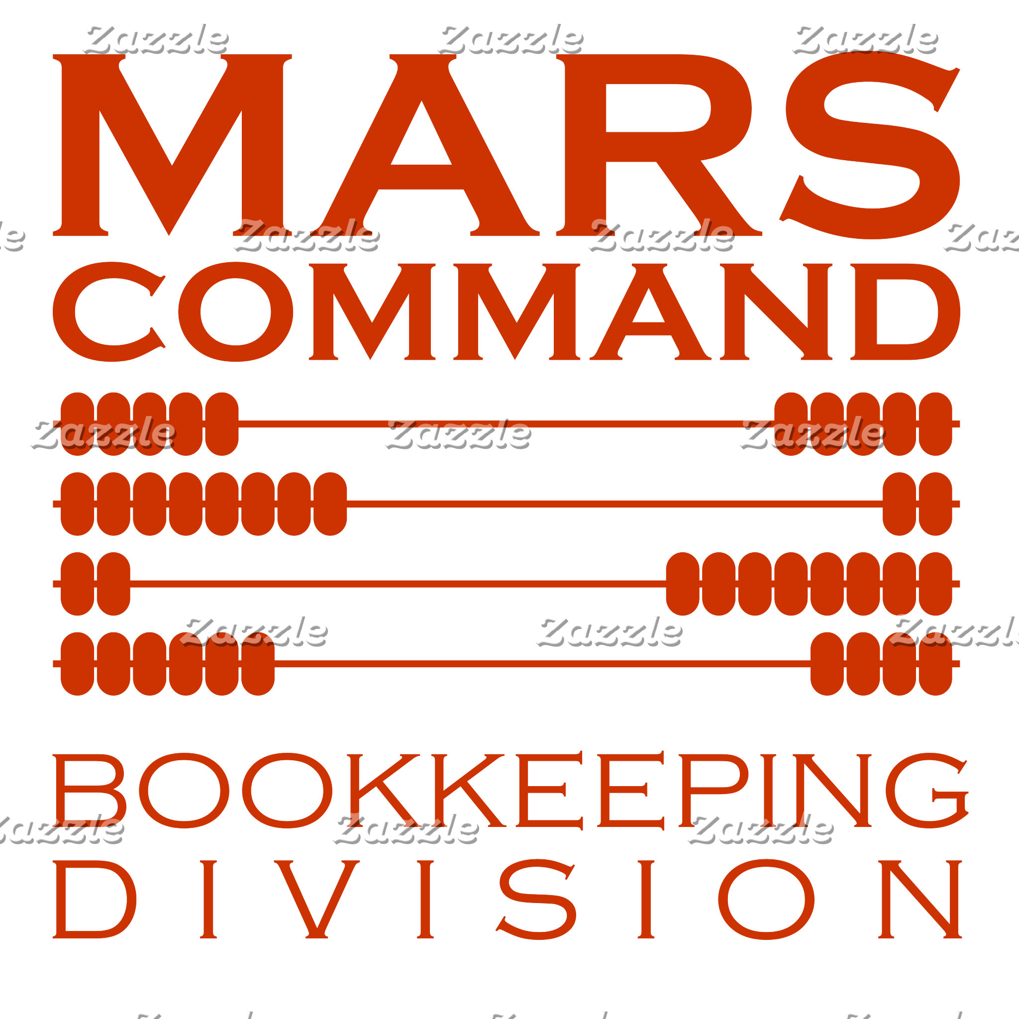 Mars Command Bookkeeping Division