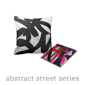 abstract street
